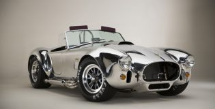 Shelby Cobra: 50 units for the 50th of the Cobra 427!