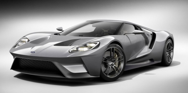 Detroit 2015: The New Ford GT unveiled! (Photos)