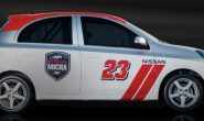 Nissan Micra Cup: a new series in 2015 (Photos and Video)